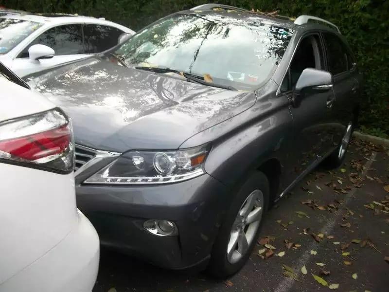 美国买车退税 2013 Lexus RX350 AWD,里程:47k,价格:26xxx