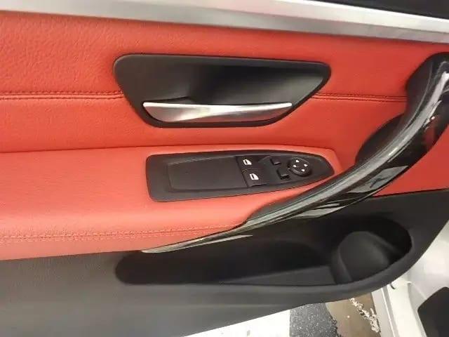 美国二手车网 2014 bmw 428i Xdrive,四轮驱动,红色内饰,里程:30k