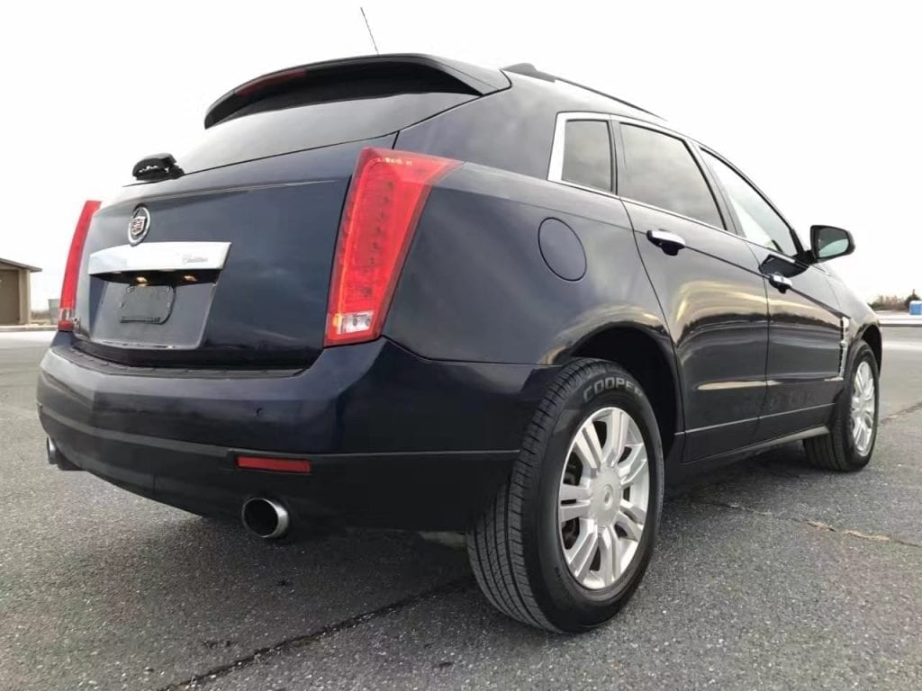 二手车fit 2011 Cadillac SRX luxury 豪华版 ,电子手刹