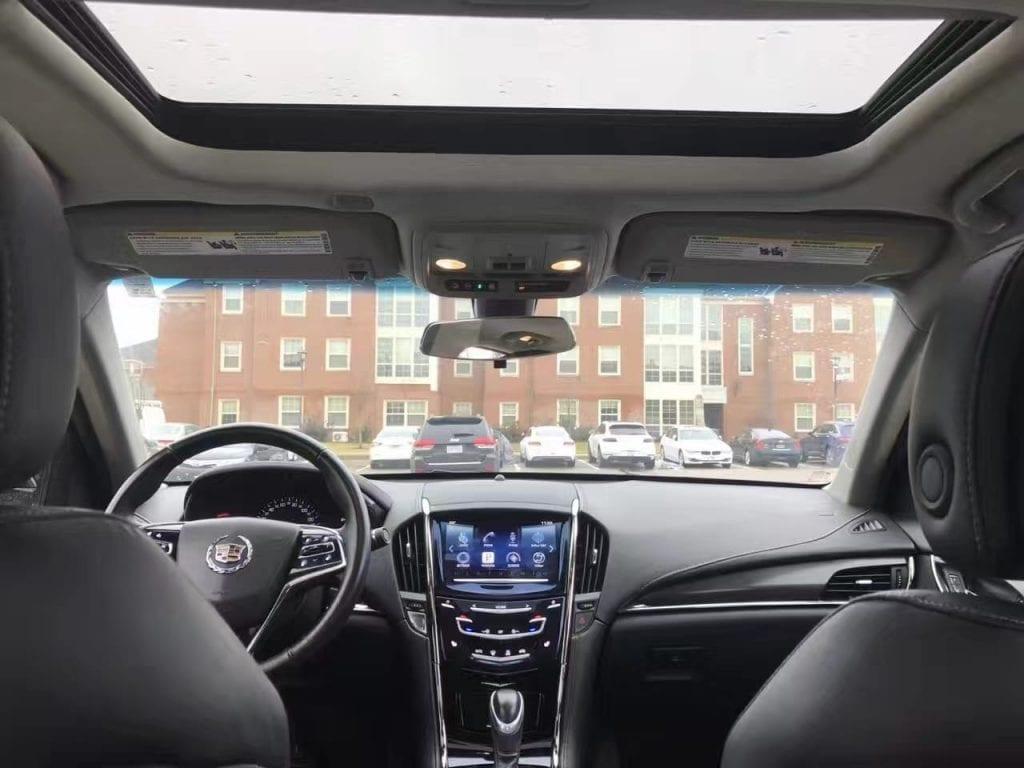 买车流程图 2014凯迪拉克ATS AWD,里程44K。配置齐全,