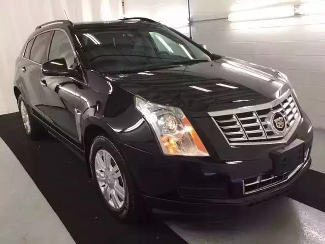 美国买车贷款 2014凯迪拉克SRX,里程31k,超帅外观,钻石切面设计