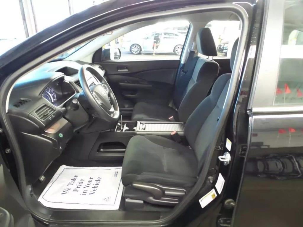 二手车英国 日系suv小霸王,2013 Honda Crv,新款外形,里程41k