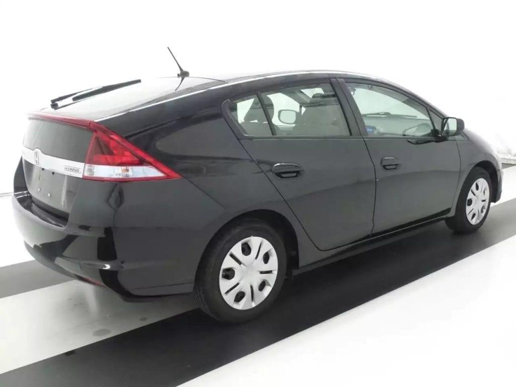 gta 5买车不见 2012 Honda Insight,里程6w,车虽然不贵,但配置齐全