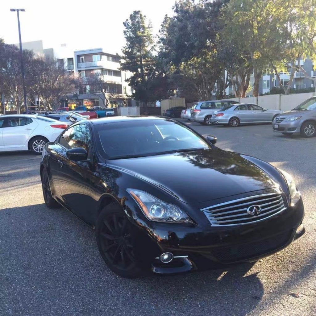 假买车真贷款 2012 G37,动力杠爆3系C级,低调奢华,又快又省事