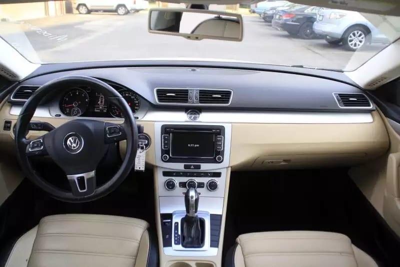 美国 二手车 杀价 2013 大白 CC又到货啦 里程仅仅:28k,价格好的不行
