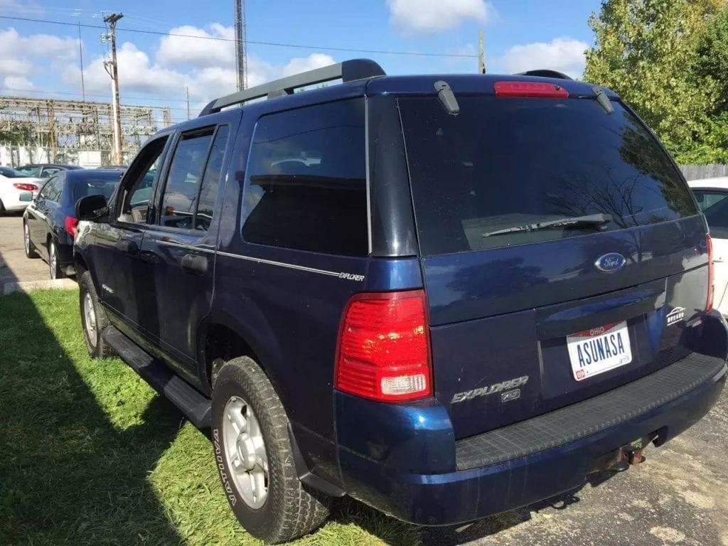 美国 二手车 certified 代步suv,2004 escape,里程8w7,还很年轻,还很健康,价格4xxx。