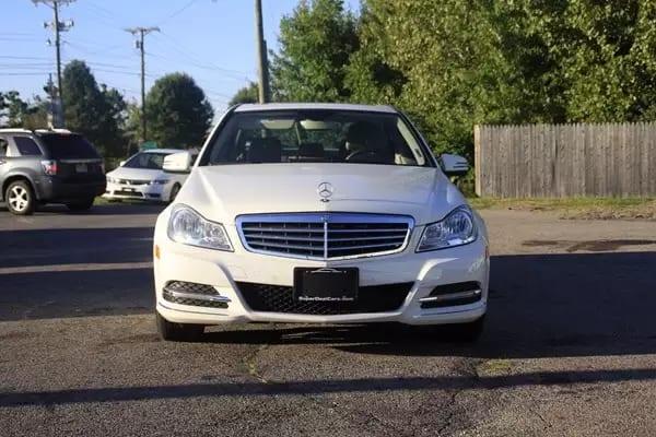 美国买车运回国内 2012 高配 C300,里程:33k,导航倒影齐全