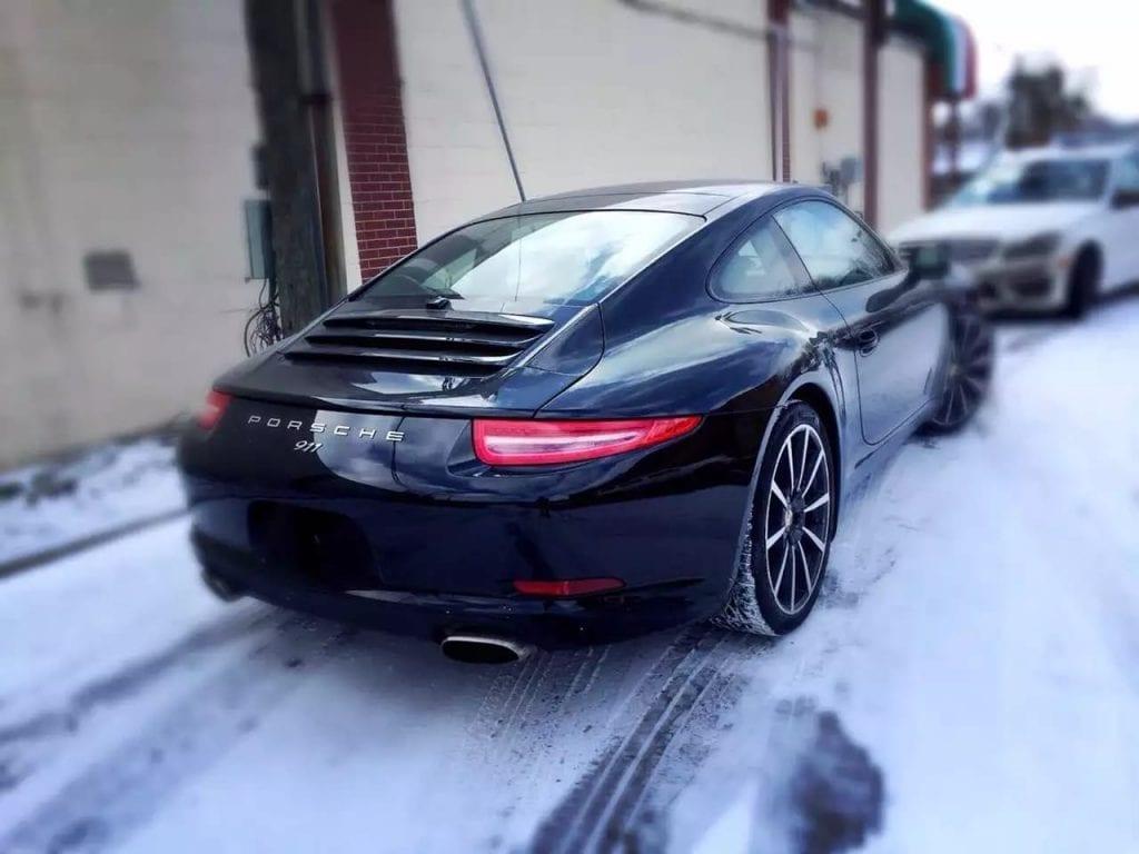二手车kl 冬天了,有没有人想来一台四驱的911?跑的不多,