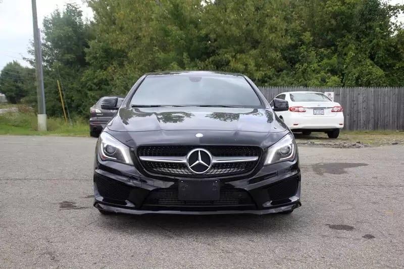 美国二手车拍卖行 2014 顶配 Mercedes CLA250 amg套还有没有要的