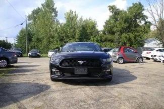 二手车南京 2015 Ford Mustang 2.3Ecoboost premium。里程:2w