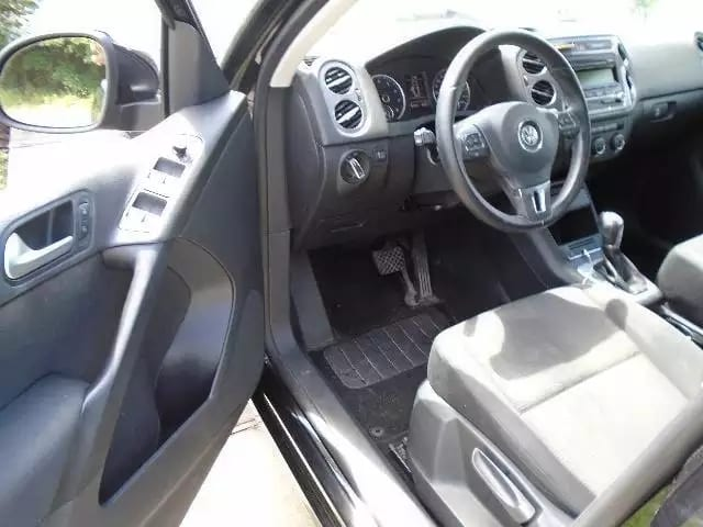 美国二手车估价 2013 Tiguan 4motion,无事故,里程:47k。