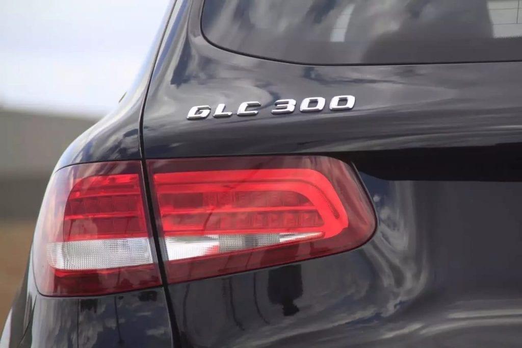 altis x二手车 给大家鉴赏一下2016 GLC300,出门4打头哦~