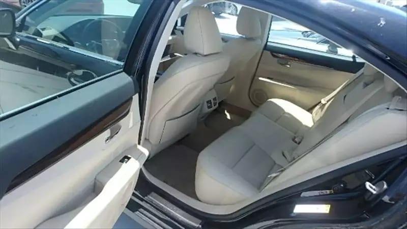 美国二手车mechanical check 日系高端品牌 2013 Lexus ES350