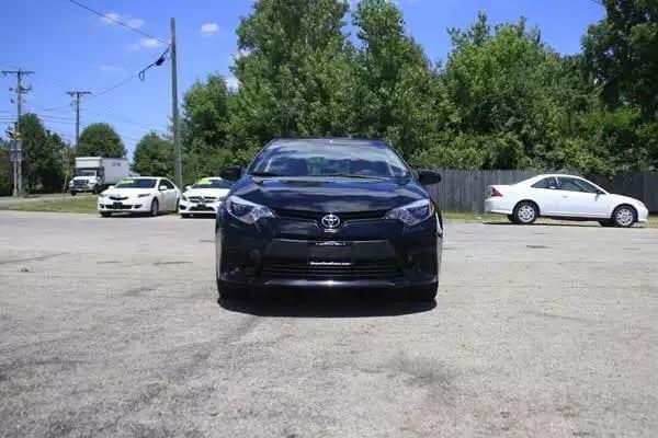 运二手车回国 2014 Toyota Corolla,出色的燃油经济性,让你不再为油价烦恼。