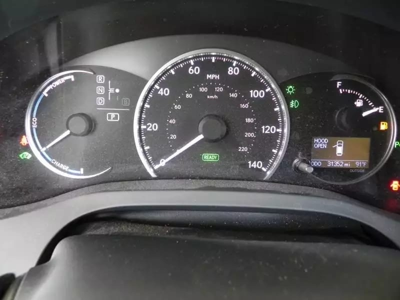 美国二手车利率 2w出头走心推荐:2014 Lexus CT200h,外形帅气