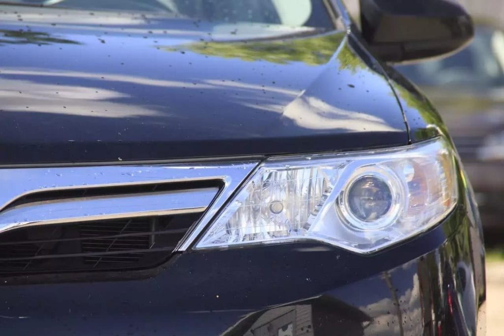 二手车业务心得 2013 Toyota Camry,终于等到你,外观几乎全新,内饰干净