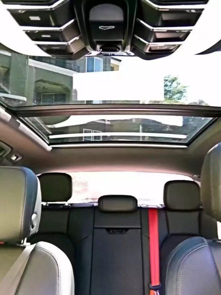 二手车vitara 2015 Porsche Macan S 外黑内黑 顶配 导航 倒影 前后雷达 全景天窗