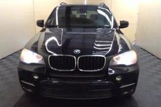 二手车网 推荐 2011 BMW X5 豪华SUV,全景大天窗,鹿角大轮毂,巧克力色皮座椅