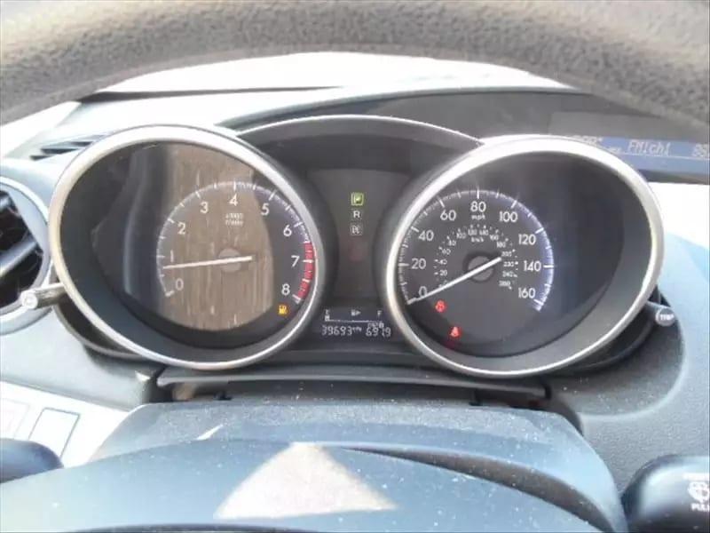 美国二手车inspection 2013 Mazda3,白外黑内,aux 手机放歌,定速巡航