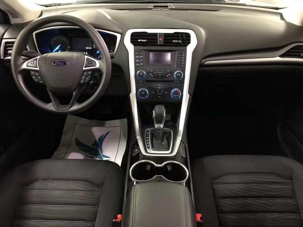 养二手车费用 2016 Ford Fusion SE 里程:20K 价格:15XXX 性价比非常高的美系中型家庭轿车