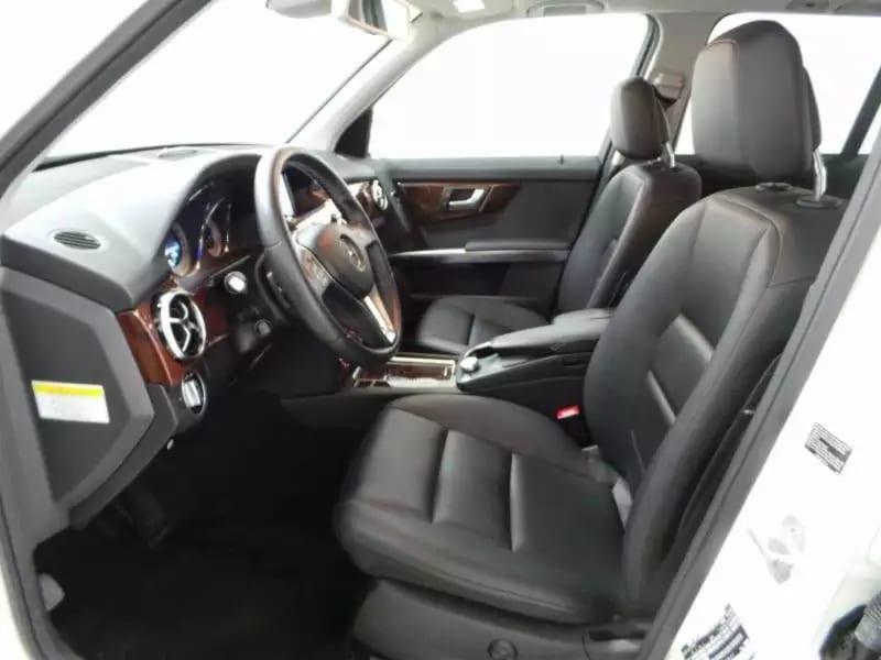 美国二手车还价 2013 Mercedes GLK350 4matic,外形美丽,驾驶感不笨重