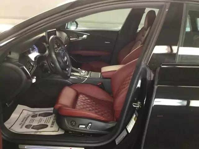 让二手车商闻风丧胆的的车 纳智捷 大7 suv 有8w预算的客人吗?16 S7。