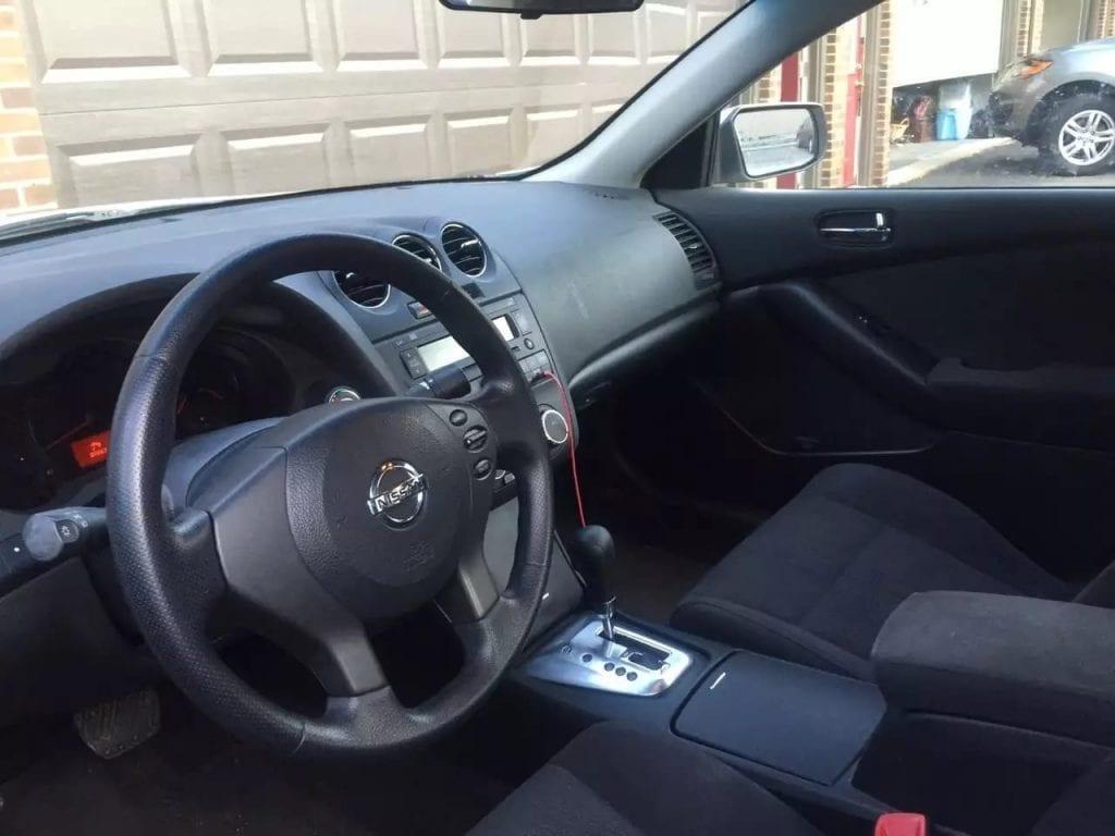 二手车货车 预售:2012 Nissan Altima,准新车车况,价格1打头