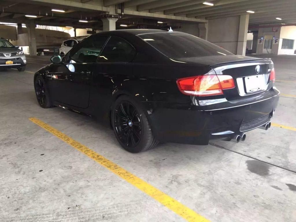 美国二手车价格 2008 M3,里程:45k,导航,倒车,加热,尾翼