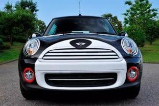 二手车viva 熊本版mini cooper,价格便宜又好看,喜欢请私聊!
