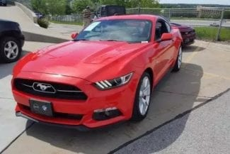 二手车volvo 2015 Mustang GT premium,开上即爱上,动力澎湃,配置一流