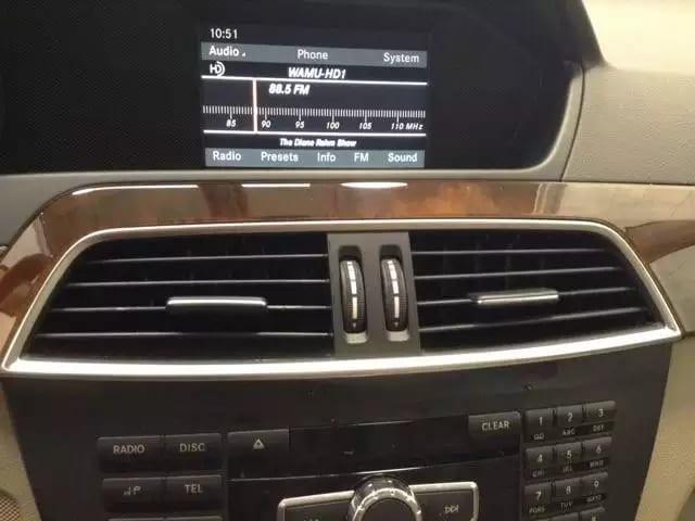 美国二手车分期付款 2012 奔驰 C300!2w左右轻松拿下!