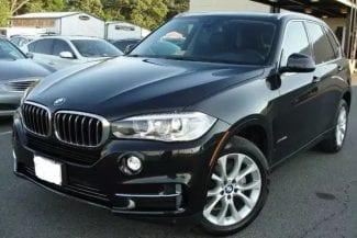 二手车x 2015 BMW X5 Sdrive,里程:31k,价格仅4打头,配置如图:全景天窗