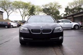 二手车行 2012 BMW 528i-Xdrive,配置齐全,导航倒影,电动尾门,里程3w