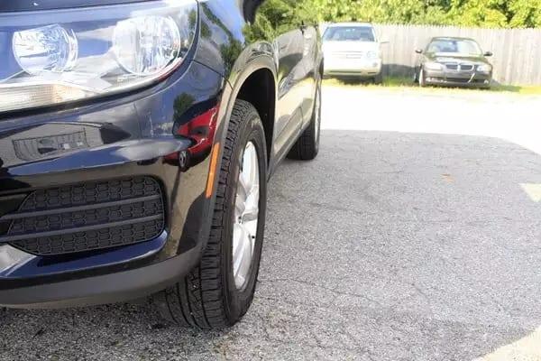 二手车铃 2013 Tiguan 4motion,里程:40k,价格:1打头