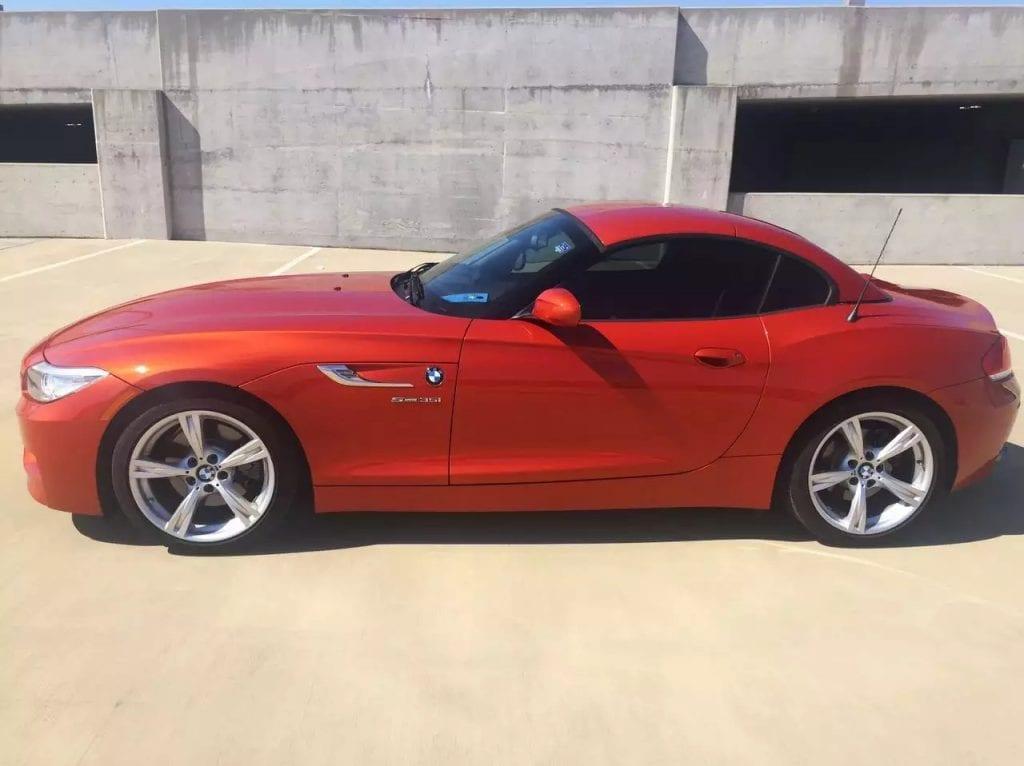 换车请抓紧,2013 BMW Z4,m套件,动力超群,配置齐全,体验一把开跑车的感觉!