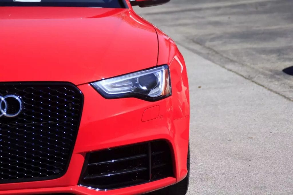 2013 Audi RS5,新车车窗纸:8w3,全段sports排气,acc(不懂自行百度)