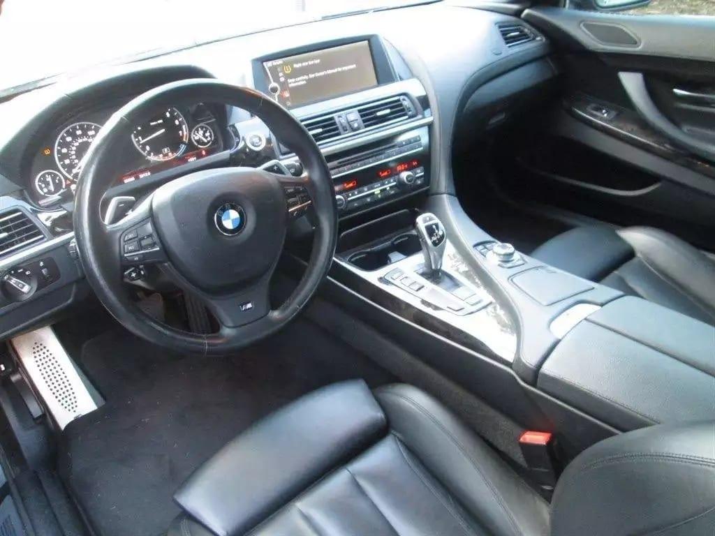 2012 BMW 650i M套件,里程:50k,价格不到4w,心动 的小伙伴请尽快下手