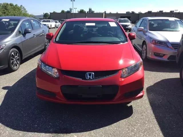 2012 Honda Civic,实用省油小车,造型满分,经车友会全面检查