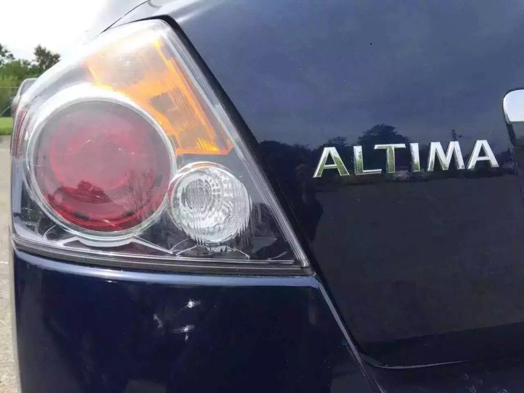 2008年nissan altima,国内天籁。一直在寻找超值日系车的朋友们可以来看看。