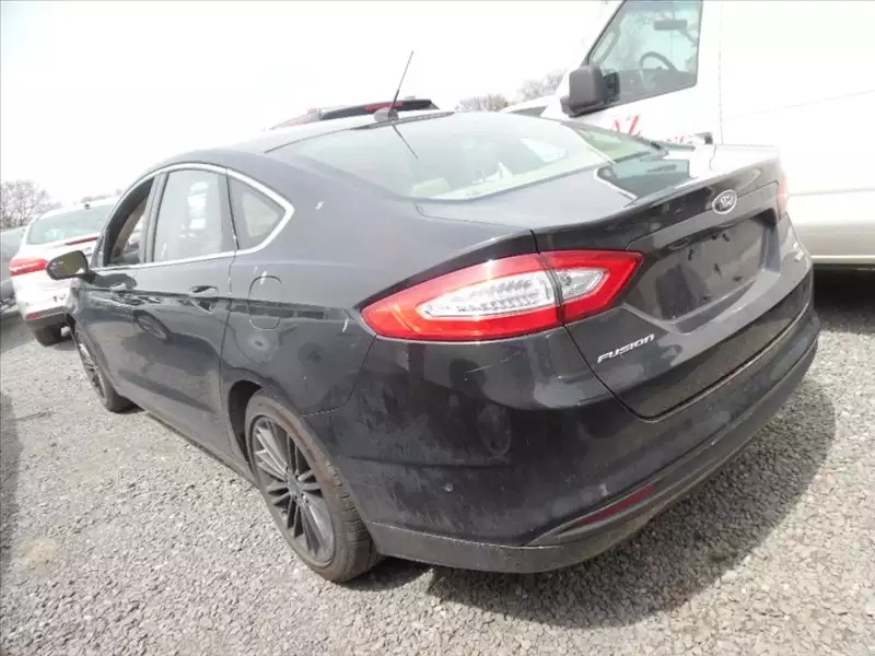 2014 Ford Fusion 里程:24k,搭载1.5Lecoboost电子涡轮增压发动机,座椅全皮,价格1打头!