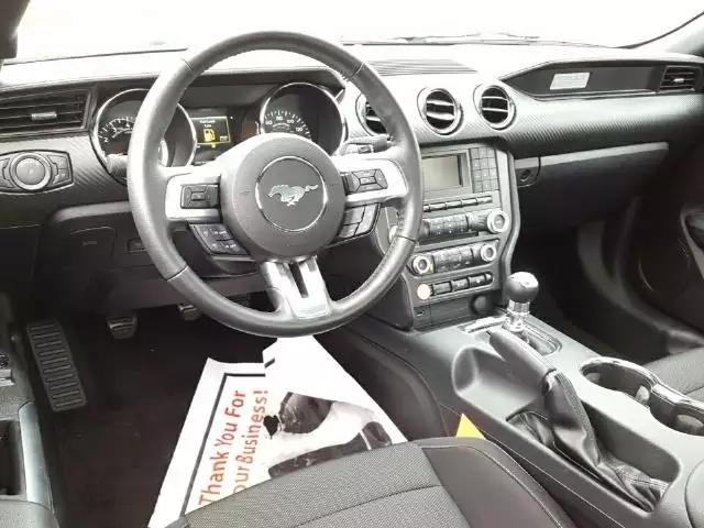 2015 Ford Mustang 大白马,有人牵走吗,来个唐僧!明盘:22900。里程:2800